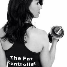 Jill Gardner - The Fat Controller logo