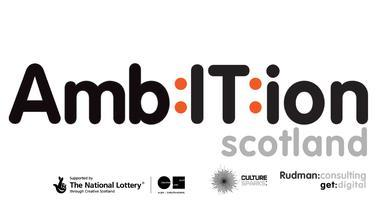 AmbITion Scotland Augmented Reality Roadshow at Stirlin...