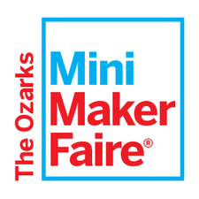 The Ozarks Maker Faire logo