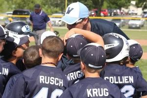 Fall Youth Baseball Season