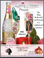 "Queen Persona presents: ""The Ultimate Shop & Sip..."