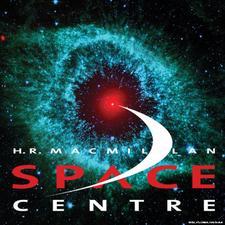 H.R. MacMillan Space Centre logo