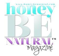 HoneyBeNatural Magazine (I'sha Gaines) logo