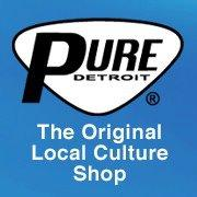 Pure Detroit logo