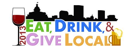 Eat, Drink & Give Local