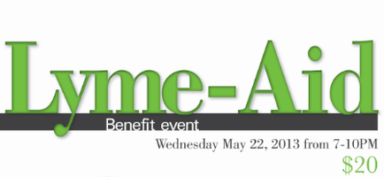 Lyme-Aid Benefit Party