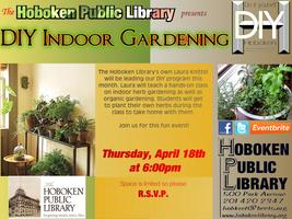 Hoboken DIY: Indoor Herb Gardening