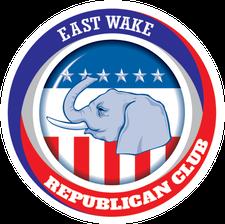East Wake Republican Club logo