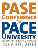 2013 PASE@PACE Conference