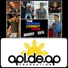 The Filipino Comedy Tour logo