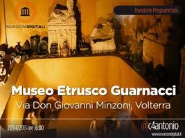 #invasionidigitali a Volterra