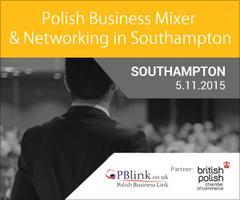 Polish Business Mixer & Networking in Southampton