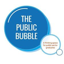 The Public Bubble logo