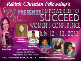 2013 Empowered To Succeed Women's Conference