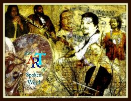 The ART of Spoken Word™ featuring Roscoe Burnems