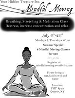 Your Hidden Treasure Inc.'s Mindful Moving Classes