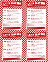 Latinos Unidos Latin Flavors