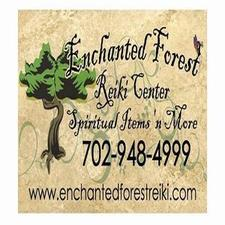 Enchanted Forest Reiki, Spiritual Items n' More logo
