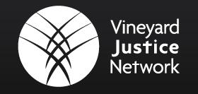 Introducing the Vineyard Justice Network: a Pre-Dinner Meet-Up