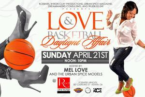 Love & Basketball Playoffs Day Party @ Red Ultra Lounge