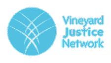 Vineyard Justice Network logo