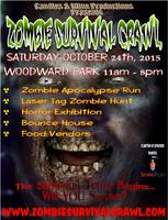 Zombie Survival Crawl & Halloween Horror Festival 2015