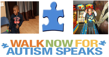 "Walk Now for Autism Speaks ""GO BRYCE"" FUND RAISER"