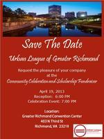 Urban League 2013 Community Celebration and...