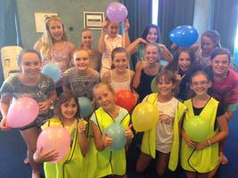 ROC GIRLS WORKSHOP : 10-13yrs PERTH Nov 14th 2015