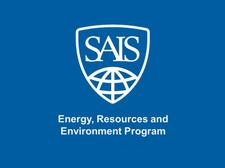 African Studies, Energy, Resources and Environment and IDEV Programs (SAIS) logo
