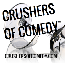 Crushers of Comedy™ logo