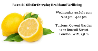 Essential Oils for Everyday Health and Wellbeing
