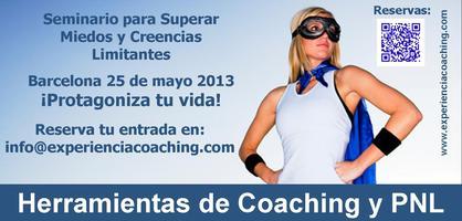 Seminario herramientas de Coaching & PNL para Superar...