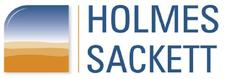 Holmes Sackett logo