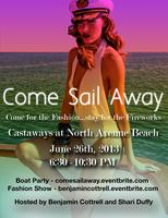"""Come Sail Away"" Fashion and Fireworks at North Ave..."