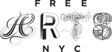 Free Arts NYC logo