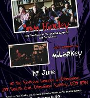miLarkey with Tom Hingley