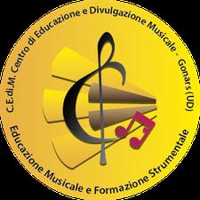 C.E.Di.M. Centro di Educazione e Divulgazione Musicale - Associazione culturale musicale, a promozione sociale logo