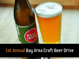1st Annual Bay Area Craft Beer Drive
