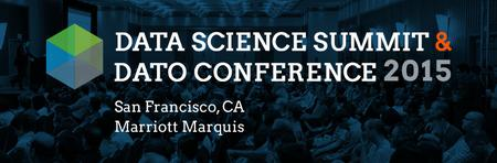 Data Science Summit 2015 (July 20-21)