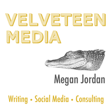 Velveteen Media at The Storied Studio logo
