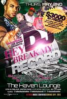 Hey Dj Break My Record!!!