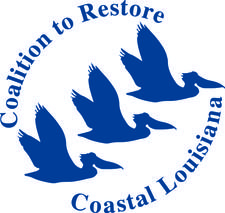Coalition to Restore Coastal Louisiana  logo