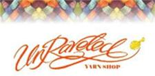Unraveled Yarn Shop logo