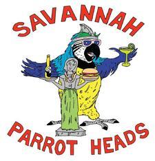 Savannah Parrothead Club logo