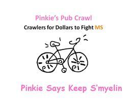 Pinkie's Pub Crawl