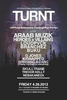TURNT: ARAABMUZIK, HEROES x VILLAINS, LOUDPVCK and...