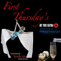 First Thursday's at The Setai Dinner Event Sponsored...