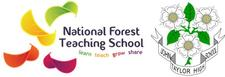 National Forest Teaching School/ The John Taylor High School SCITT logo