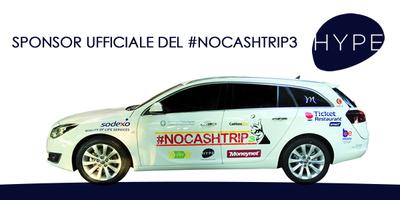 Tappa di arrivo del #nocashtrip3: un viaggio di 8...